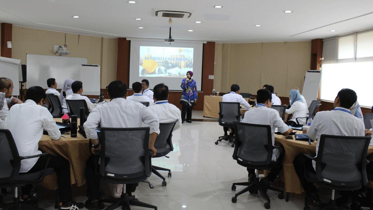 Pelatihan Character Building Kementrian PUPR Pejabat Inti Satuan Kerja (PISK) Sumber Daya Air (SDA) Jakarta